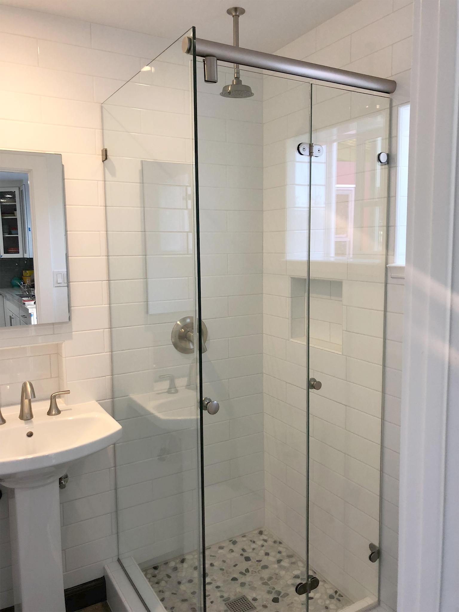 Frameless Enclosures C S Shower Door